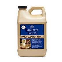 Granite Gold Daily Cleaner Refill Streak-Free Cleaning for Granite, Marb... - $33.89