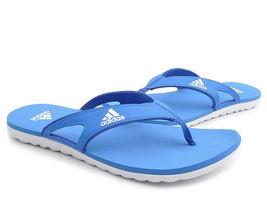 adidas Mens Calo 5 Flip Flops Sandals Pool Beach Shoes Slides image 3