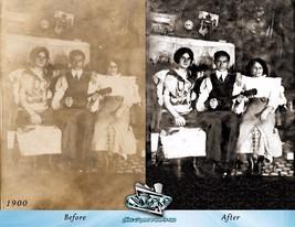 Professional Old Photo Restoration, Photo Retouching! - $8.42
