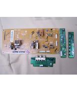 LOT Toshiba TV 32HL67 PE0247 PE0248 B PUSH BUTTON INPUT REMOTE  BOARDS C... - $24.74