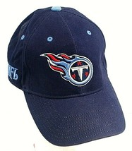 Blue Tennessee Titans NFL Strap Back Ball Cap - $14.83