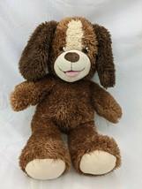 "Build a Bear Brown Dog 17"" 2018 Stuffed Animal Toy - $8.96"