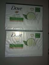 Dove Go Fresh Fresh Touch Cucumber & Green Tea Scent - 100g Bar Soap (8 ... - $41.15
