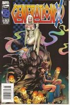 Marvel Generation X #6 Mutant Warfare Action Adventure - $1.95