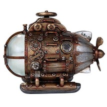 Pacific Giftware Steampunk Nautilus Explorer Submarine Collectible Sci Fi Fantas - $54.99