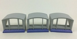 Playmobil 4404 Hospital Building Replacement Pieces Parts Roof with Wind... - $12.82