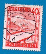 Austria Used Stamp (1945) Mariazell Styria -Scott # 506   - $1.99
