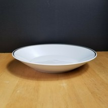 Rosenthal #3455 White with Platinum Trim Coupe Soup Bowl (1) - $10.84