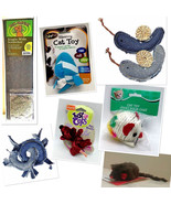 Cat Toys Many Styles and Types SmartyKat Pets Kitten to Adult Interactive - $6.92+