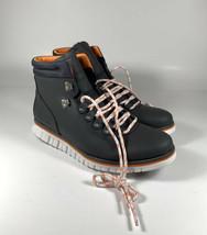 COLE HAAN Zerogrand Hiker Waterproof Leather Boots Men's Sz 8 *NEW* C316... - $161.03