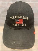 U.S. Polo Assn. Since 1890 Stained Worn Adjustable Youth Cap Hat - $12.86
