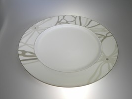 "Noritake Campania Round Platter Charger 12.75"" Bone China - $23.33"