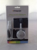 NIP Polaroid 5 Piece Camera Cleaning Care Kit Accessories - $7.69