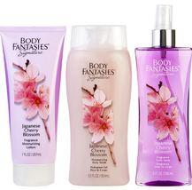 Body Fantasies Japanese Cherry Blossom Gift Set for Women - $26.99