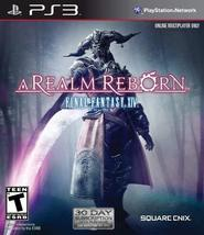 Final Fantasy XIV: A Realm Reborn - Playstation 3 [PlayStation 3] - $0.79