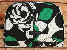NWT! Vera Bradley Large Zip Cosmetic Imperial Rose - $21.33