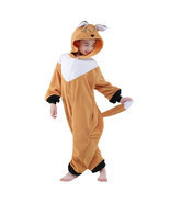 Children onesie halloween costume Unisex kids jumpsuits cosplay dress Fo... - €28,05 EUR