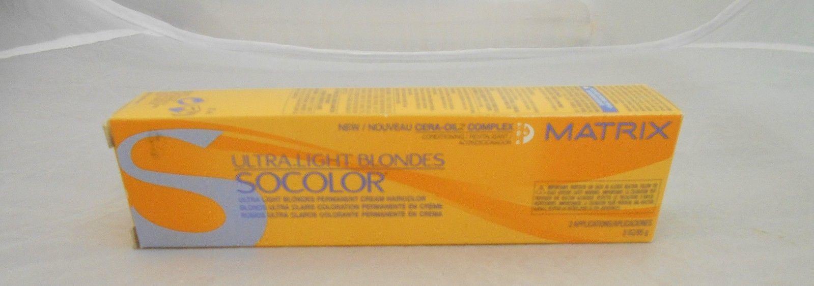 Matrix Ultraght Blonde Socolor Cera Oil And 50 Similar Items