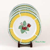 Tienshan, Trieste, Set of 4 Dinner Plates, SUPE... - $21.24