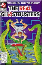 The Real Ghostbusters #14 (1989) *Copper Age / Now Comics / Free Pin-Up ... - $3.00