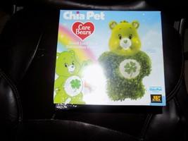 Care Bears Chia Pet Good Luck Bear Decorative Pottery Planter NEW - $40.05