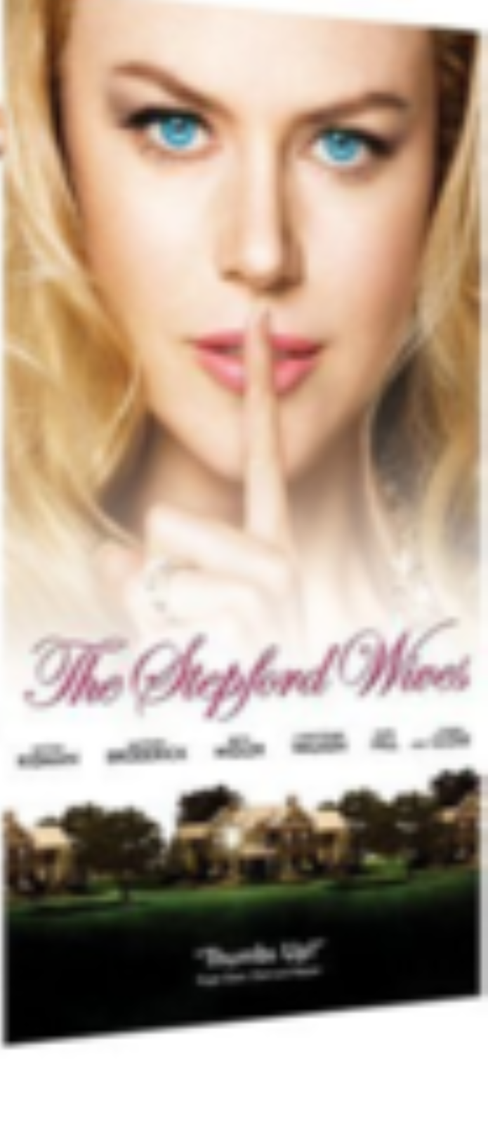 Stepford Wives Vhs