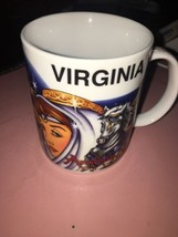 Virginia Arabian Nights Coffee Cup  - $11.64
