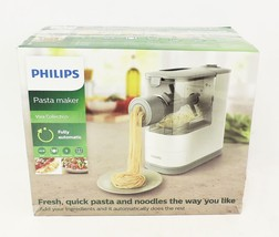 Philips Compact Pasta Maker Viva Collection HR2370/05 White - $149.99