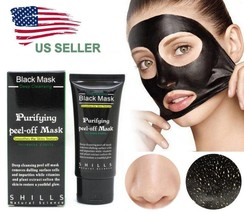 USA SELLER Purifying Black Peel-off Mask Facial Blackhead Remover Charco... - $9.56