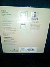 Micro Texture Duvet Cover & Sham Set Black - Project 62 + Nate Berkus QUEEN/FULL image 9