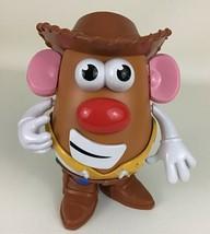 Disney Pixar Toy Story Mr Potato Head Sheriff Woody Tater Roundup 2017 H... - $22.23