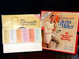 The Unforgettable Glenn Miller  Greatest Original Recordings AA-191747  Vintage image 2