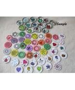 300 Pieces Random Mix Die Cut Circle-1 inch-Construction Paper,Necklace,... - $20.00