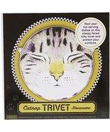 Catnap Ceramic - Trivet - $10.90