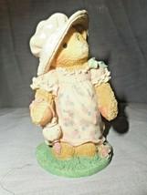 CHERISHED TEDDIES LISA MY BEST IS ALWAYS YOU 103780 BEAR W PURSE 1994 - $12.86