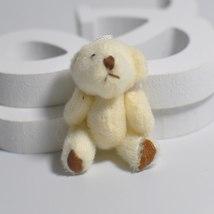 100Pc/Lot 4.5/6CM/7CM Mini Small Joint Teddy Bear Plush Toys,Cute Mini Joint Bea image 6