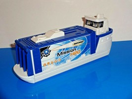 Matchbox 1 Loose Mission H2O Launcher Pack Cargo Ship Vehicle Launcher - $4.00