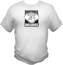 Football bulldogs white thumb200