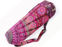Pink Wine Mandala Mandala Handbag Shoulder Bags Strap Gym Bag For Long T... - $26.99