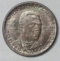1951 Booker T Washington Commemorative Silver Half Dollar Coin Lot# E 55