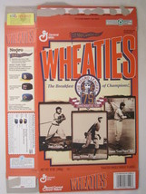 Empty Wheaties Box 1996 12oz The Negro Leagues 75th Commemorative Year [Z202f9] - $4.78