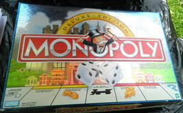 Monopoly Deluxe Edition Board Game 1998--Complete - $26.00