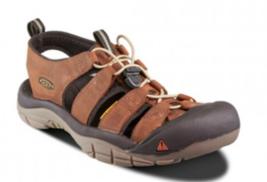 Keen newport Größe US 8 M (D) Eu 40.5 Herren Leder Sport Sandalen Schuhe 1018788 - $75.11