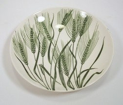 """Homer Laughlin Wheat Americana coupe cereal bowl 8 1/4"""" 1955 - $6.99"""