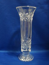 """Waterford """"Balmoral""""  9 Inch Tall Bud Vase - $105.00"""