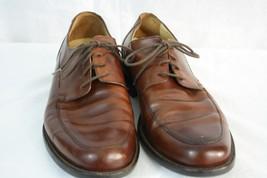Johnston & Murphy Light Brown Tie Men's Shoes Size 8 1/2 M - $32.49