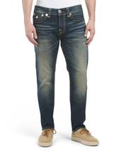 TRUE RELIGION Rocco Flap Pocket Super T Jeans W34  reg-price $199 - $142.49
