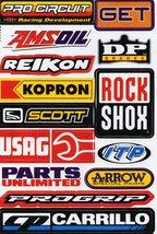 D541 Sponsor Sticker Decal Racing Tuning Size 27x18 cm / 10x7 inch - $3.49