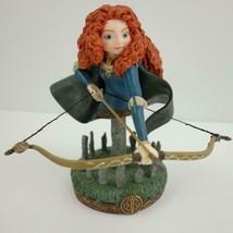 Disney Showcase Grand Jester Studios Merida of Brave Bust Figurine 17 of... - $96.74