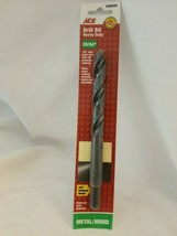 "ACE 29/64""  Metal / Wood Drill Bit Heavy Duty 2000594 - $9.85"